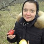 2012. Яблоневый сад