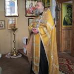 настоятель Храма, архимандрит Николай